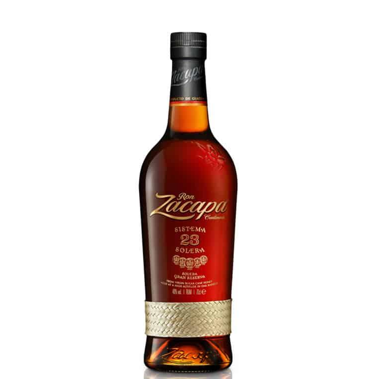 Rum Zacapa 23 anni