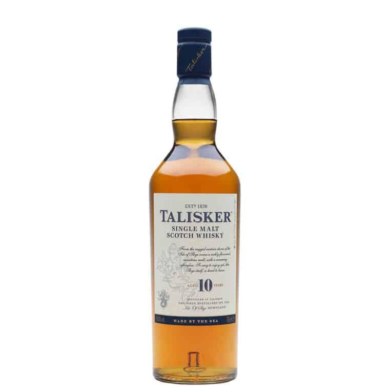 Whisky Talisker 10 anni