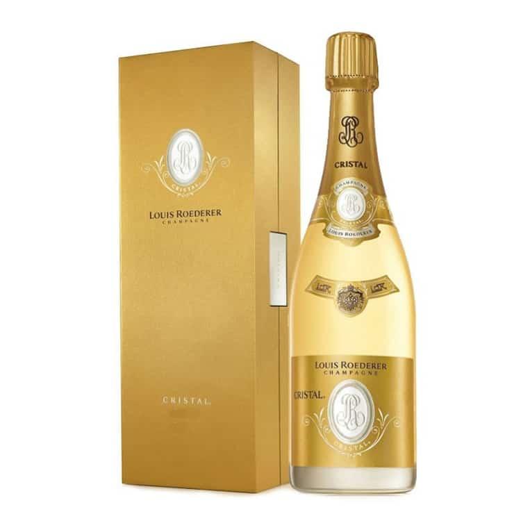 Champagne Cristal Louis Roederer Brut Astucciato