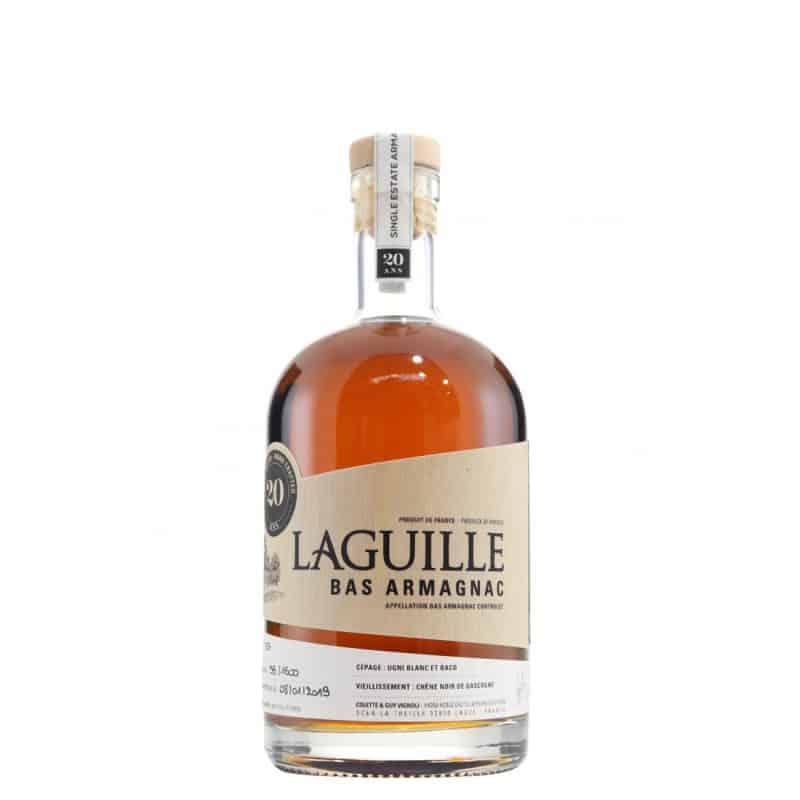 armagnac laguille 20 anni 1