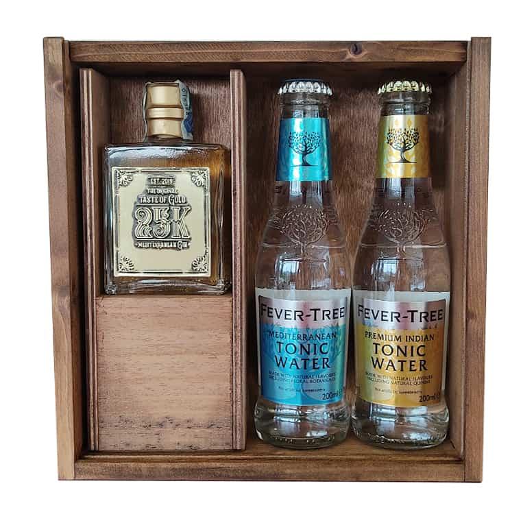 kit gin 25 k toniche